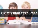 こどもを勉強好きにする方法『東大生を育てる親は家の中で何をしているのか?』